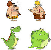 Prehistoric Clipart and Illustration. 7,143 prehistoric clip art.