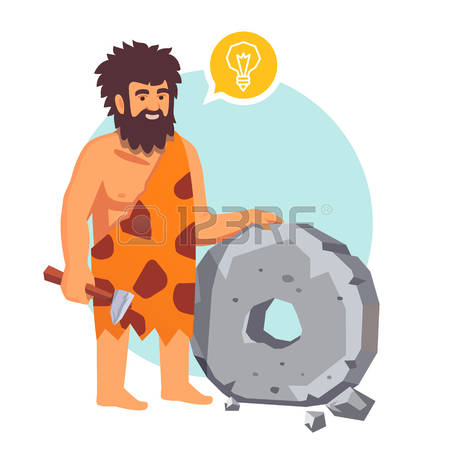 2,117 Prehistoric Man Cliparts, Stock Vector And Royalty Free.