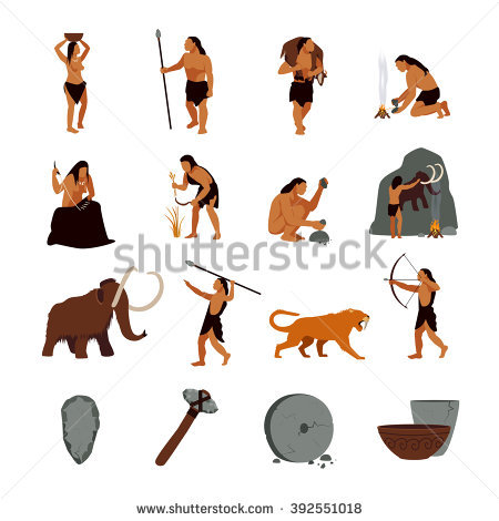 Prehistoric Stock Images, Royalty.