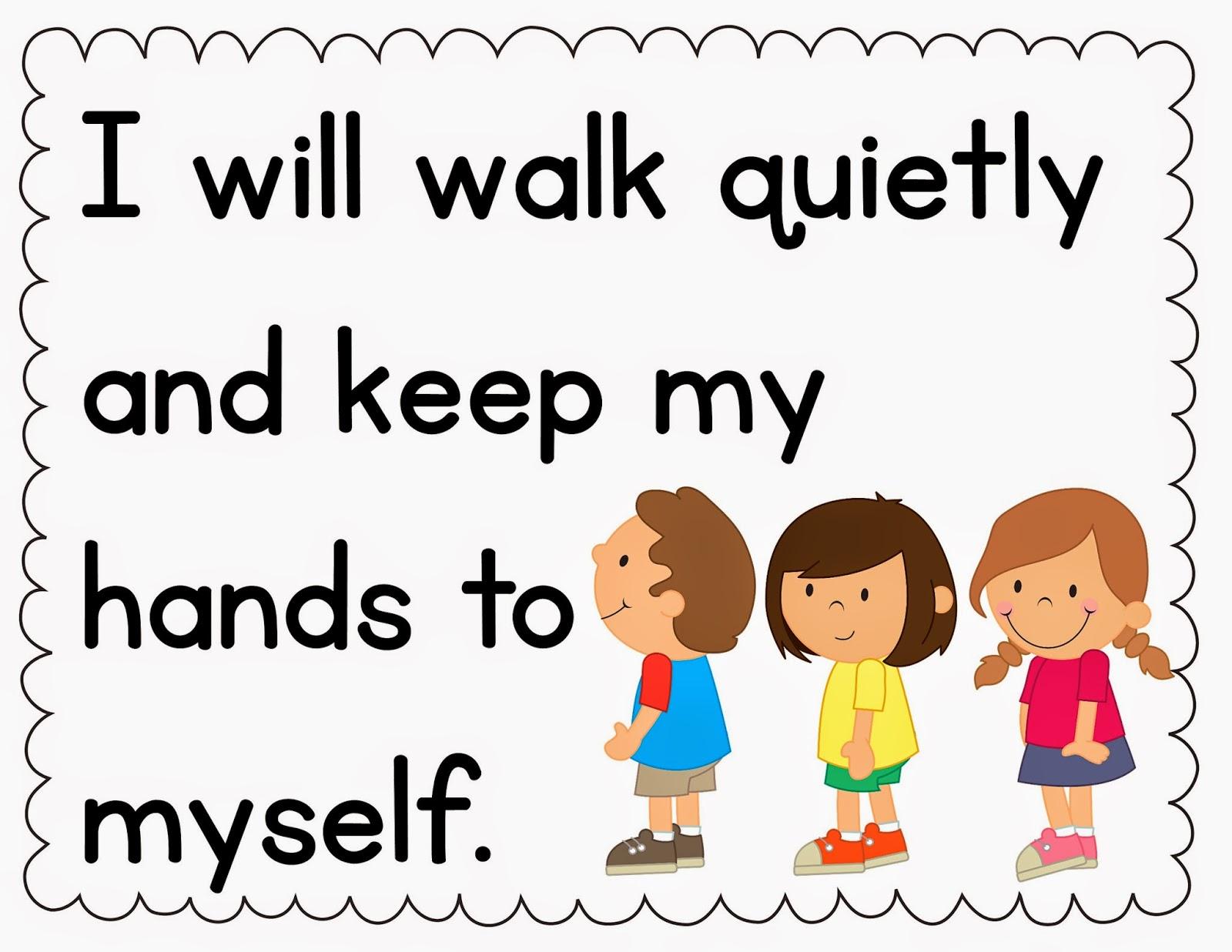 Clipart Classroom Expectations Preschool.