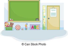 Preschool classroom Clipart Vector and Illustration. 3,109.