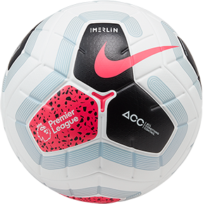 Nike Ball Hub, Official Football Supplier.