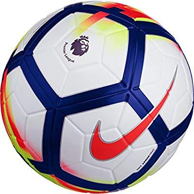 Nike Soccer Premier League Ordem V Official Match Ball, Size 5.