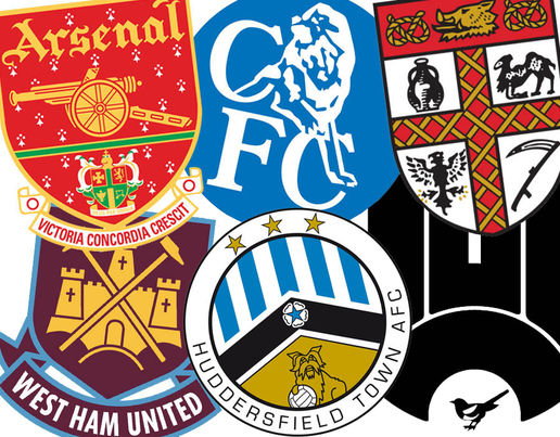 Premier League badges: Every top flight team ranked by their.
