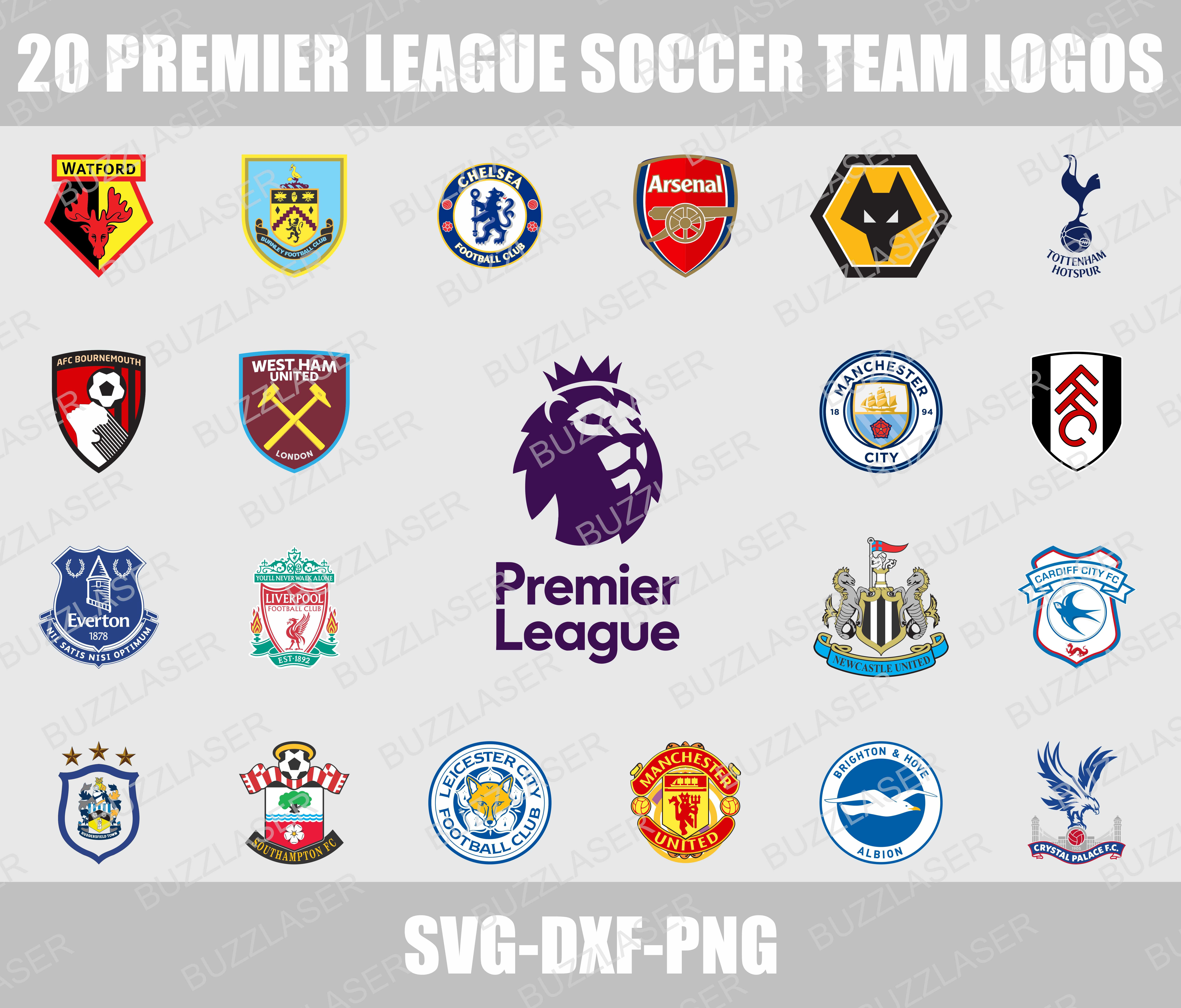 Pin by Buzz Laser on SOCCER TEAM LOGOS.