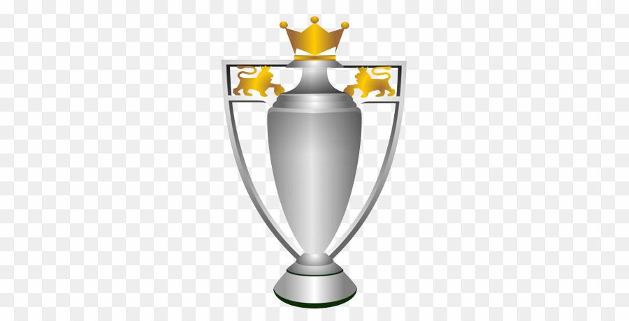 Premier League Trophy PNG Premier League Football Clipart.