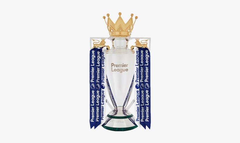 Premier League Trophy Png.