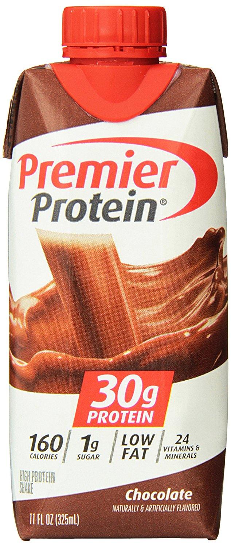 Amazon.com: Premier Nutrition High Protein Shake, Chocolate, 12.