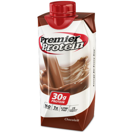 Premier Protein Review & Giveaway.