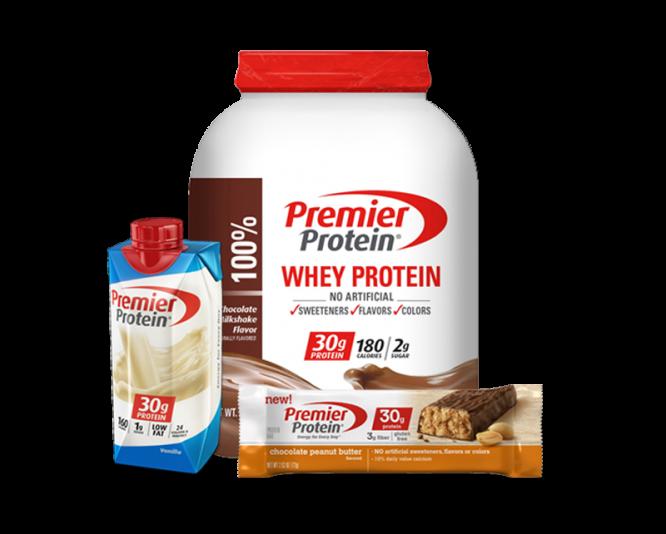 Premier Nutrition.
