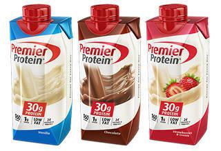Premier Protein Shakes, Box 18.