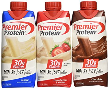 Amazon.com: Lot of 12 Premier Protein 30g High Protein Shakes 11.