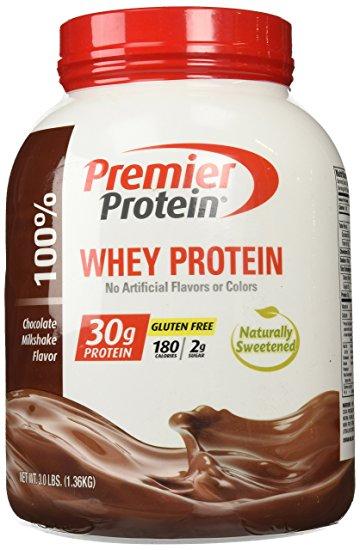 Amazon.com : Premier Protein Whey Powder, Chocolate Milkshake, 3.0.