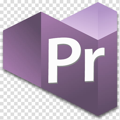 CS Box Set Apps , Adobe Premiere Pro logo illustration.