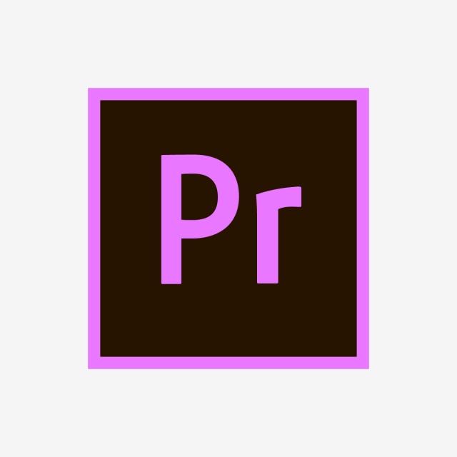 Adobe Premiere Pro Cc Logo Vector, Adobe Premiere Pro, Adobe.