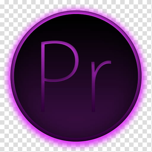 Adobe Dark Glow, Premiere Pro (px) transparent background.