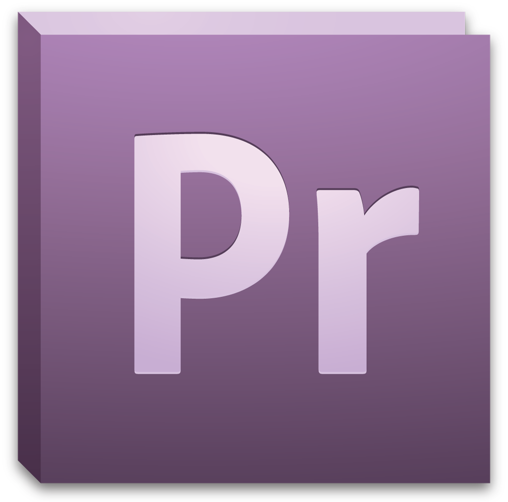 Premiere Pro Logo / Software / Logonoid.com.