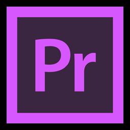 Adobe Premiere Pro Icon.