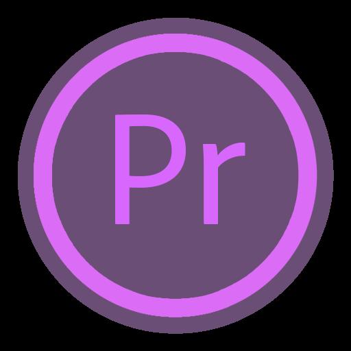 App Adobe Premiere Pro Icon.