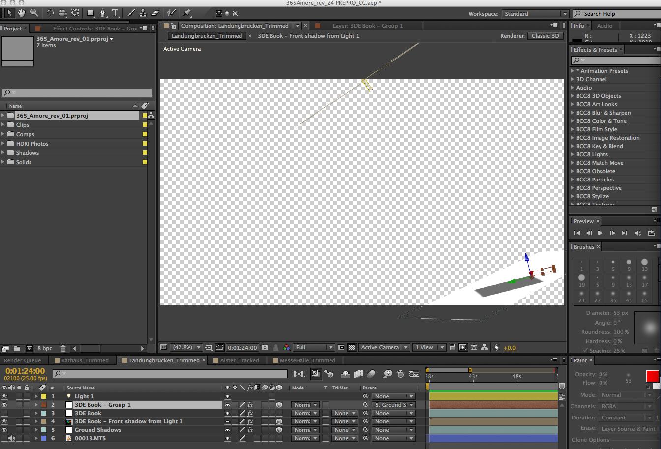 Problem Importing Transparent PNG/PSD File : Adobe Premiere Pro.