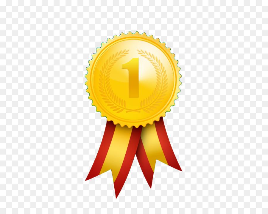 Medalla De Oro, Medalla, Premio imagen png.