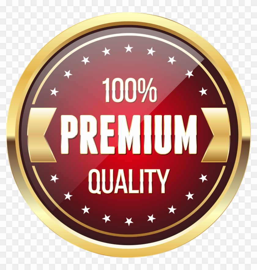 100% Premium Quality Badge Transparent Png Clip Art, Png.
