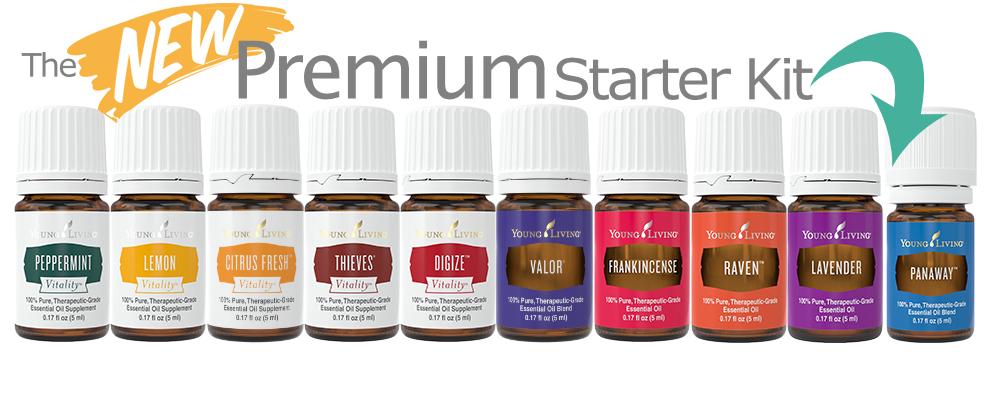 Premium Starter Kits.
