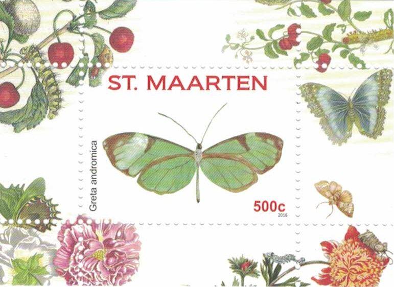 Sint Maarten Stamps.