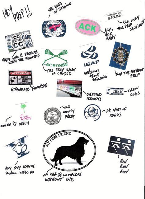 Preppy Logos.