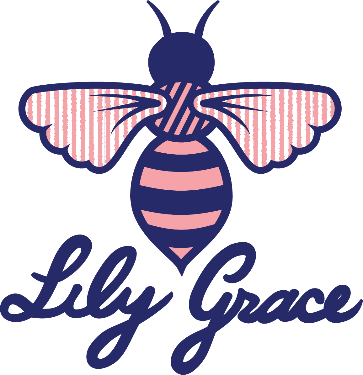 Lily Grace Preppy Shirts from The Palm Gifts.