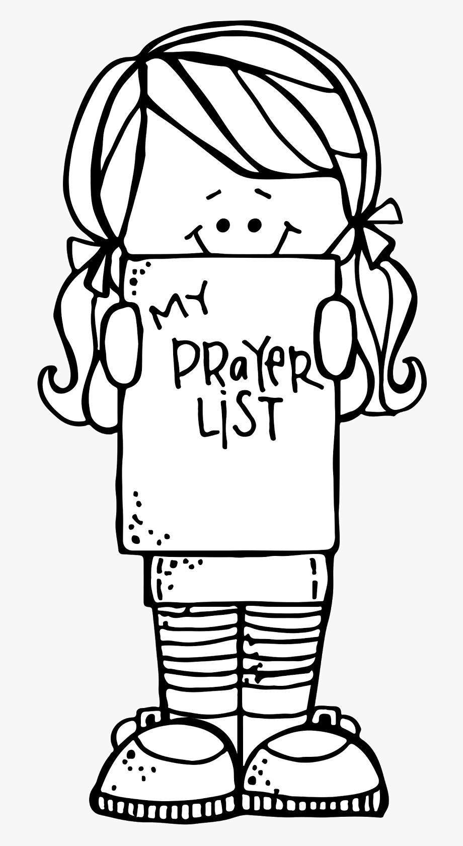 Prayer Clipart, Prayer List, Preschool Bible Lessons.