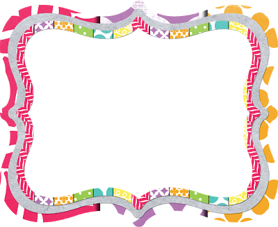 FREE Preschool borders and frames free clipart images.