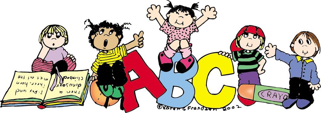 Preschool Centers Clipart.