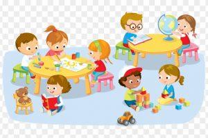 Centers clipart preschool learning, Centers preschool.