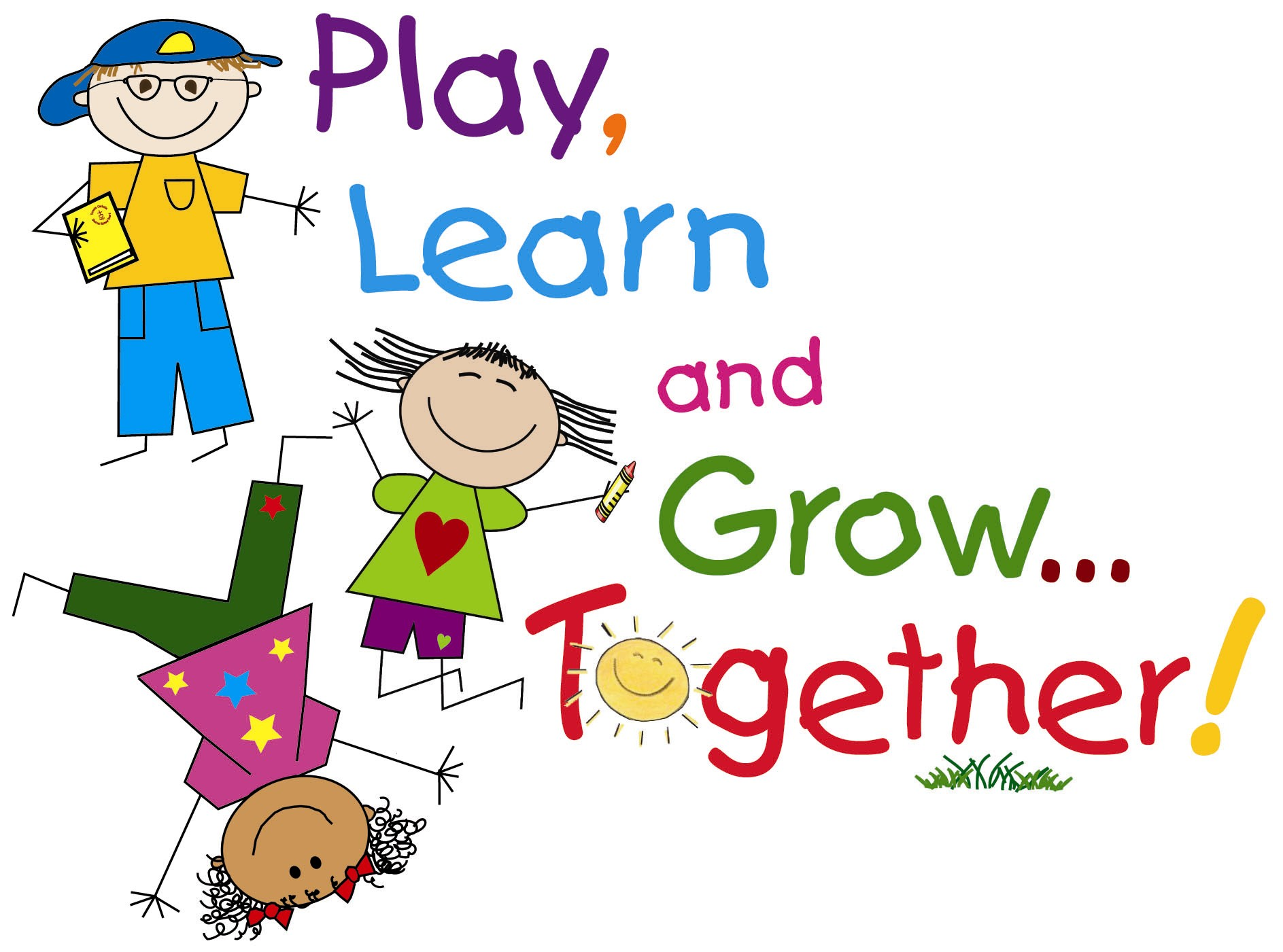 Play, learn, and grow together.