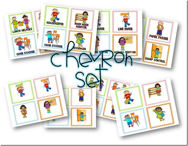 Classroom Job Ideas For Preschool ~ Preschool classroom job chart clipart clipground