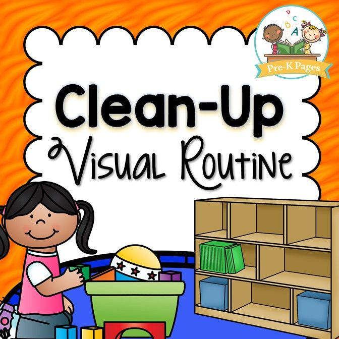 Clean Up Visual Routine.