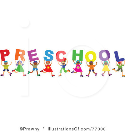 Exercise Preschool Art Clipart.
