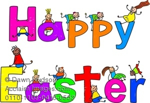 Easter clipart for children 4 » Clipart Station.
