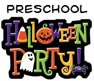 Halloween Party Theme and Activities for Preschool.