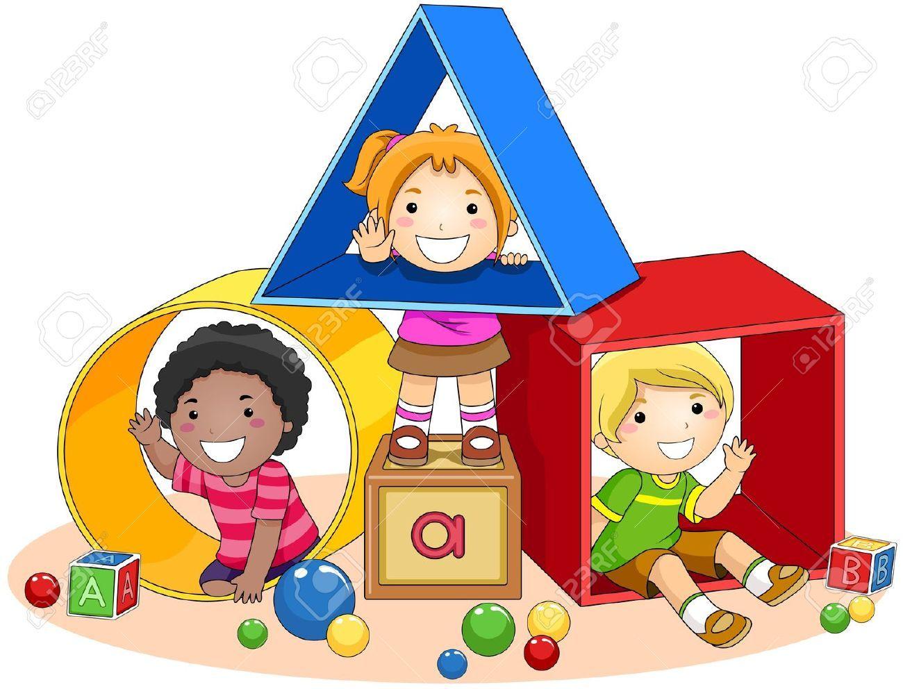 Preschool kids clipart 6 » Clipart Station.
