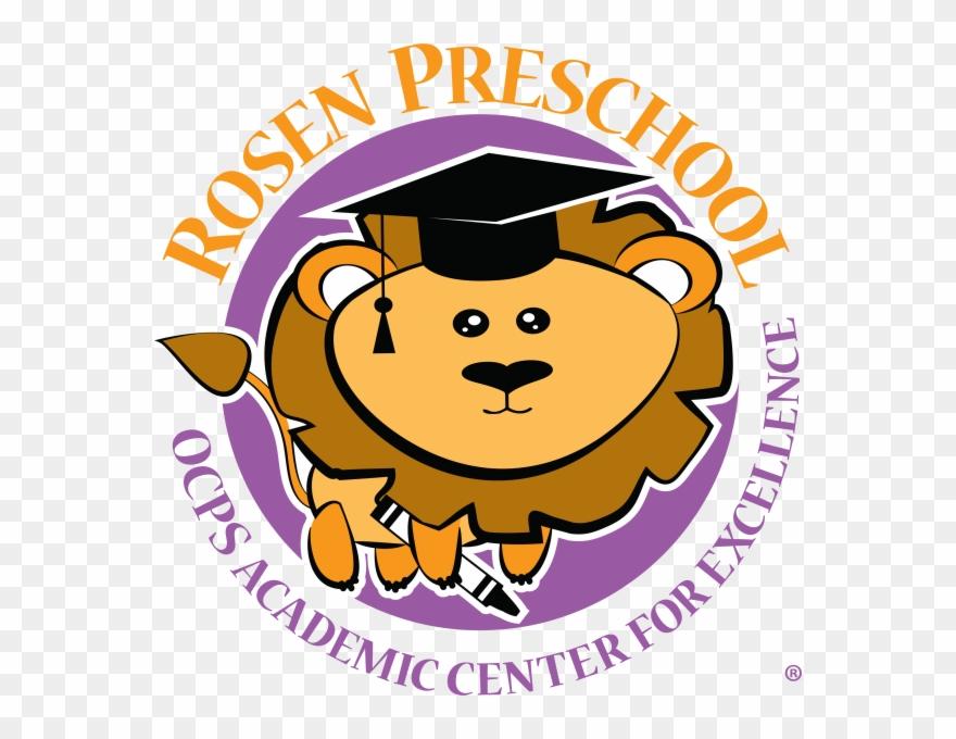 Rosen Preschool Logo Clipart (#2323091).