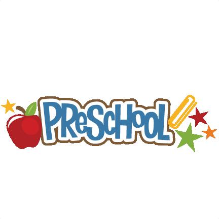 Preschool clipart logo, Preschool logo Transparent FREE for.