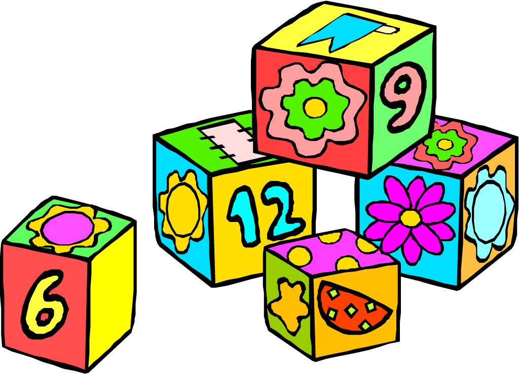Preschool Math Clipart #1.