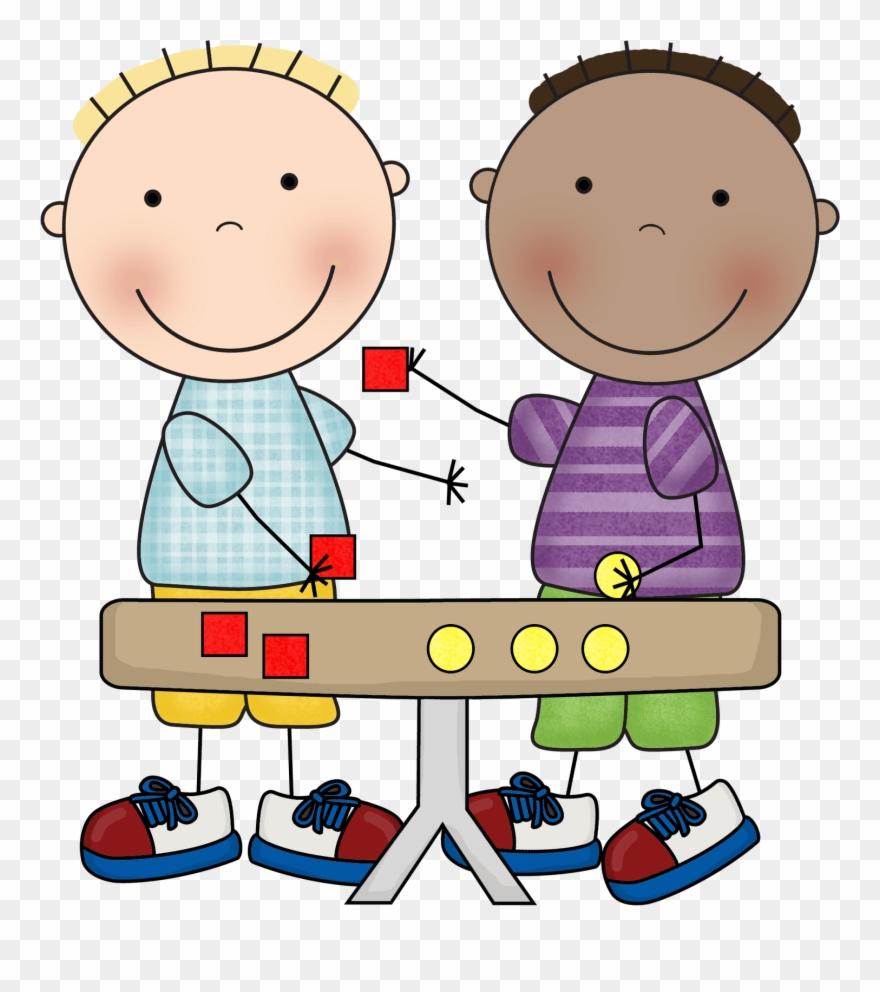 Math Clipart For Kindergarten.