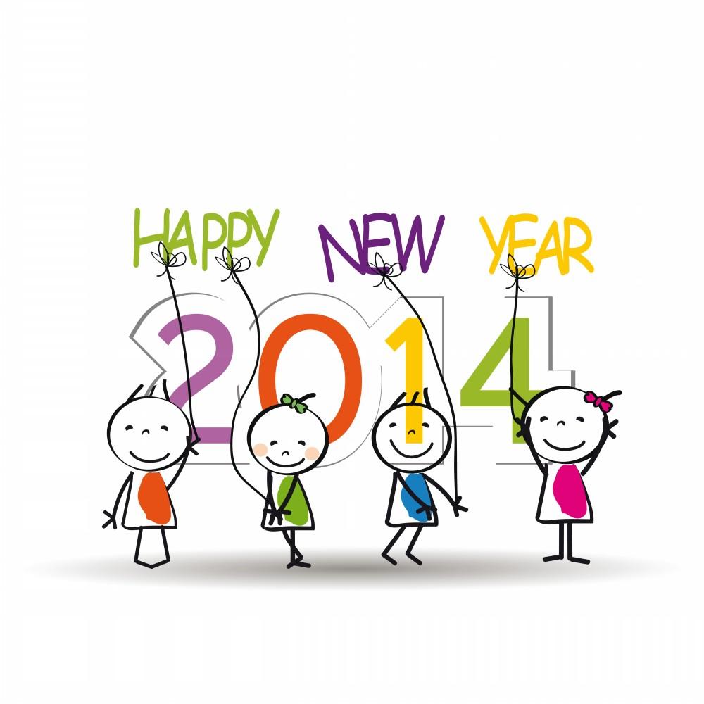 teaching ideas for preschool teachers.: Happy New Year.