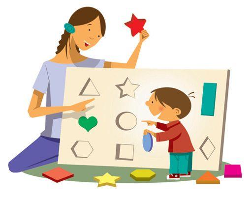 Preschool teacher clipart 2 » Clipart Station.