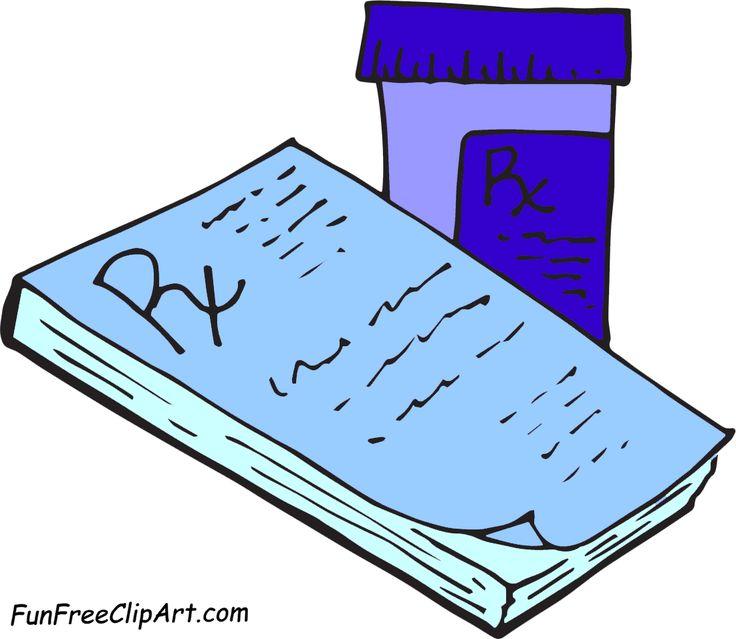 Anti Depressant Clipart Therapy Clipart Rxpad Pill Bottle Web 02.