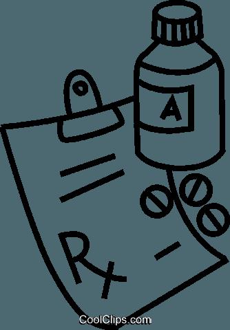52+ Prescription Clipart.