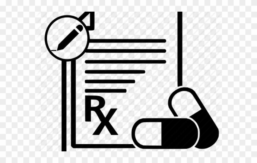 Doctor Symbol Clipart Prescription.